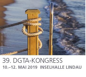 39. Fachkongress der DGTA in Lindau
